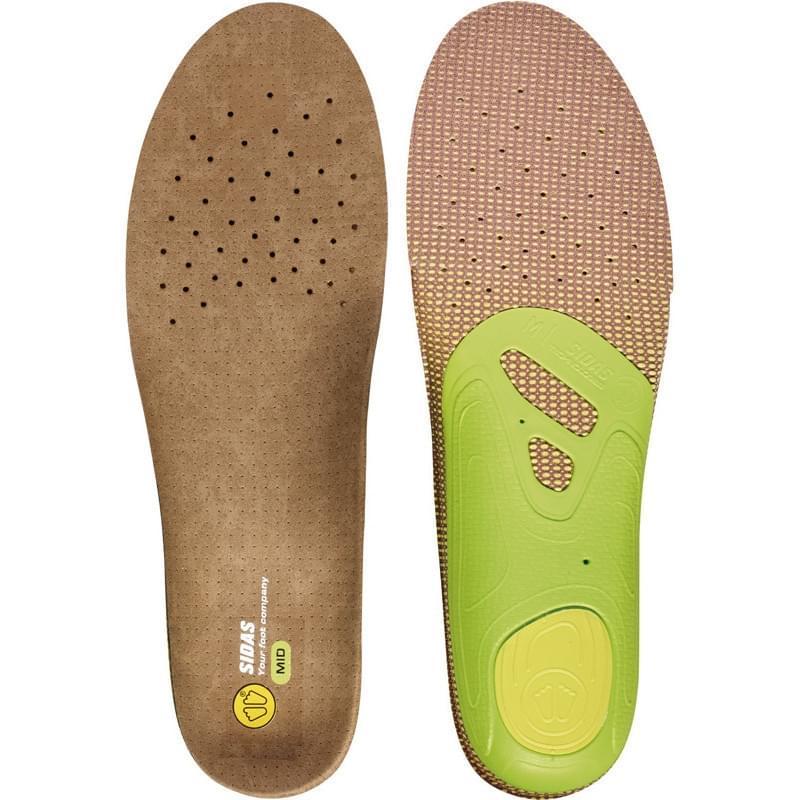 SIDAS 3 Feet Outdoor Mid Inlegzool