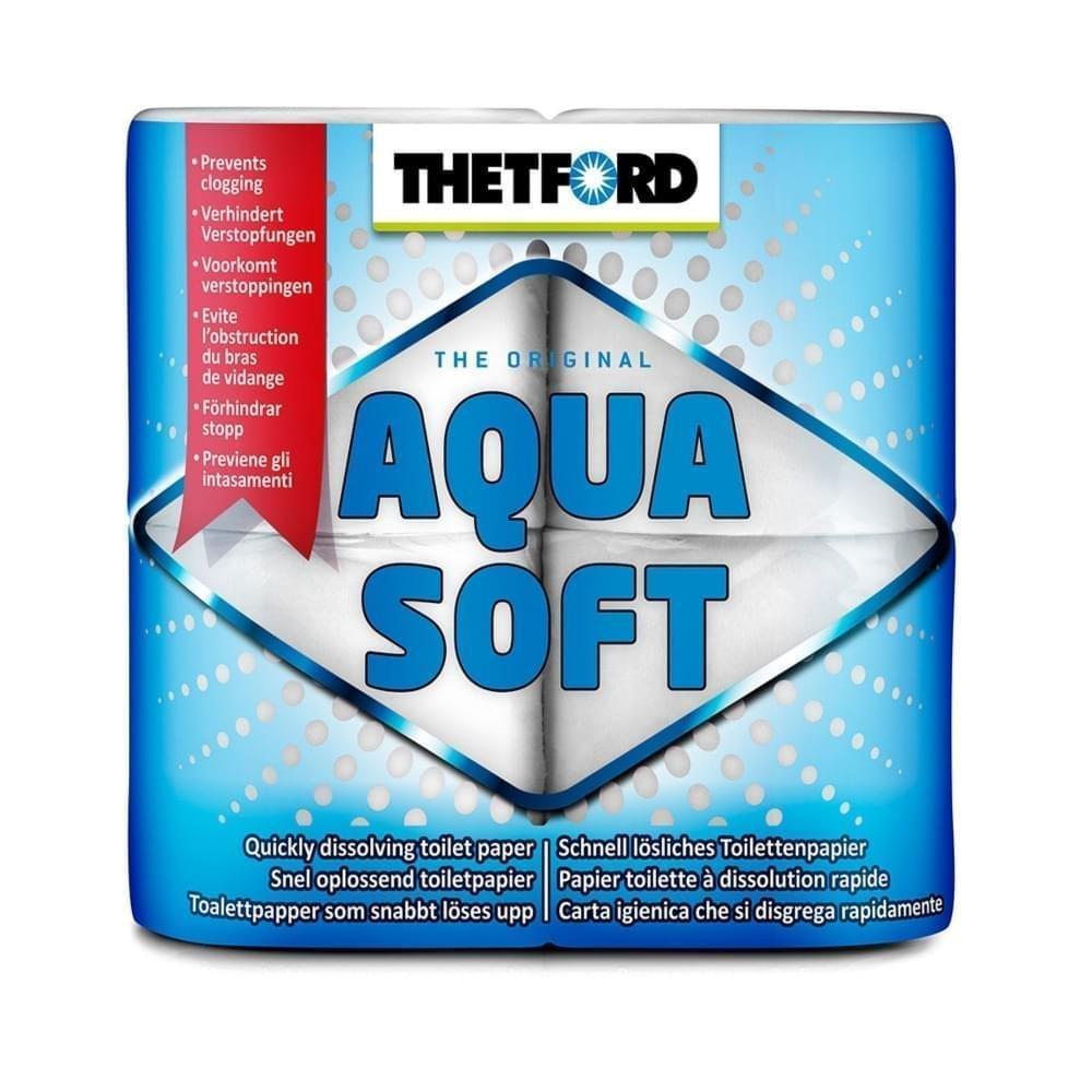 Thetford Aqua Soft per 6 rollen Promopack