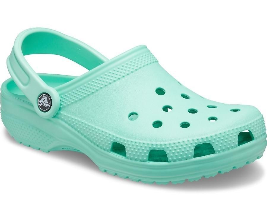 Crocs Classic Klomp Dames Groen
