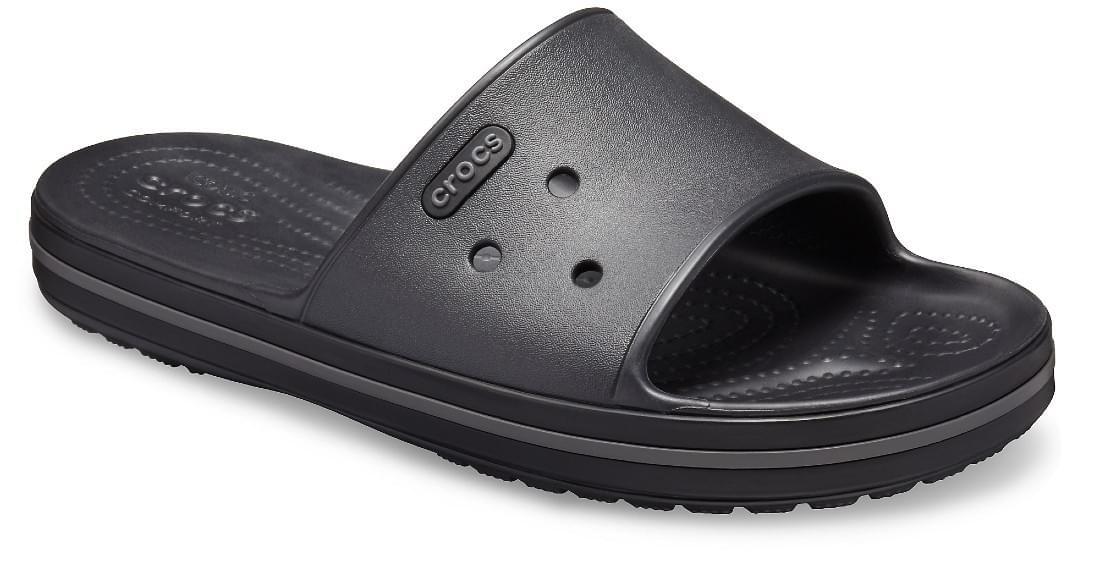 Crocs Crocband III Slide Slipper Heren Zwart