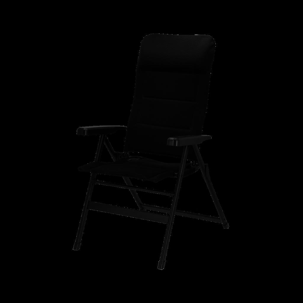 Travellife Barletta Comfort Campingstoel 2020 model Zwart