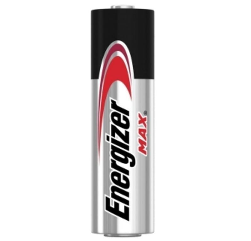 Energizer Max Batterijen AA 6 + 2 Gratis