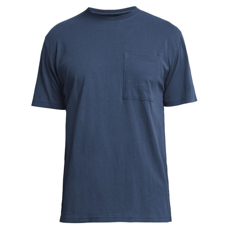Tenson Seaside Tee T-Shirt Heren Blauw
