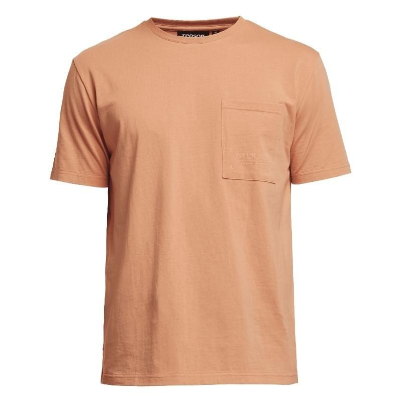 Tenson Seaside Tee T-Shirt Heren Oranje
