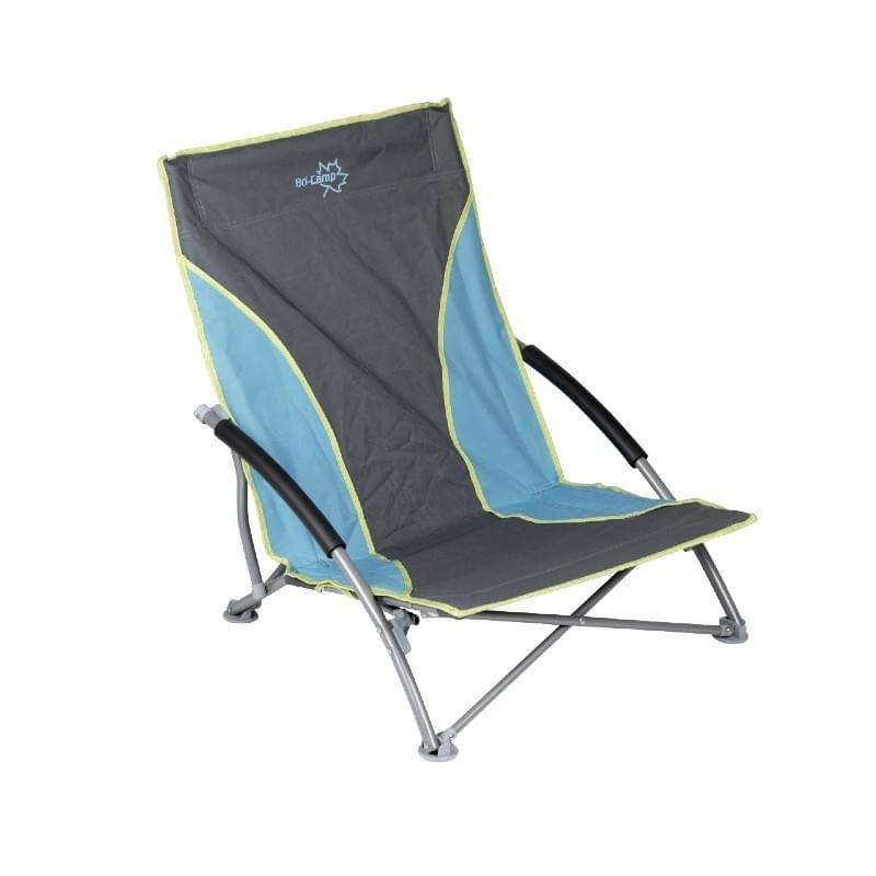 Bo-Camp Beach Chair Compact Strandstoel Blauw
