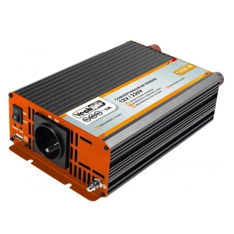 Vechline Omvormer 12V-230V 1000W