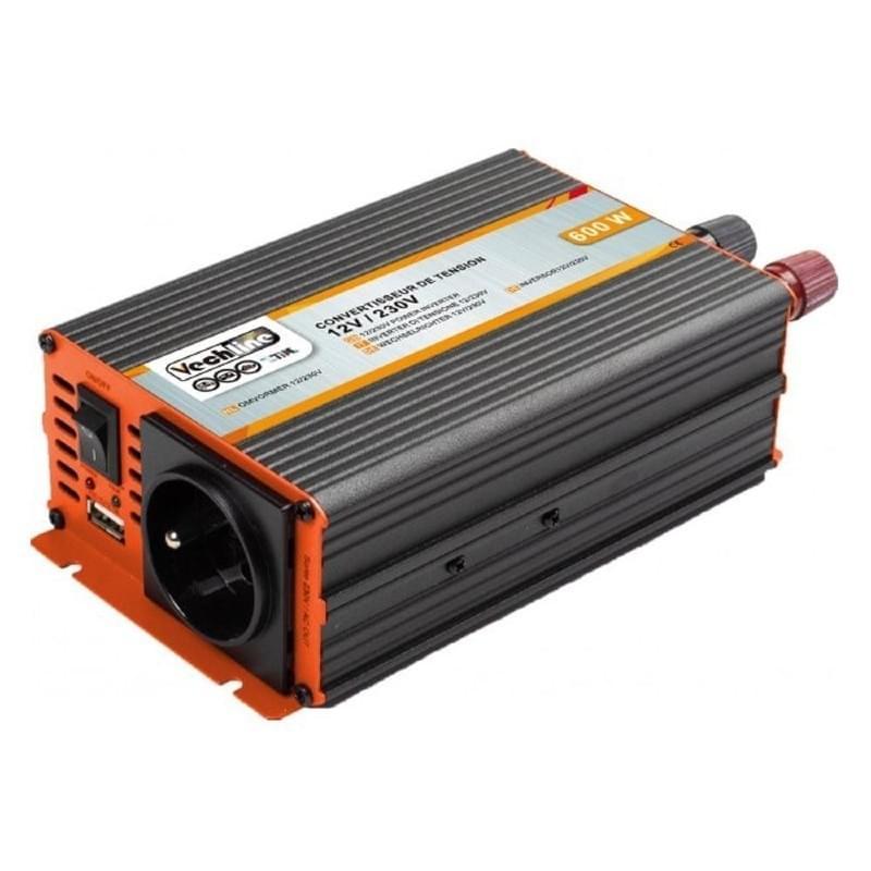 Vechline Omvormer 12V-230V 600W