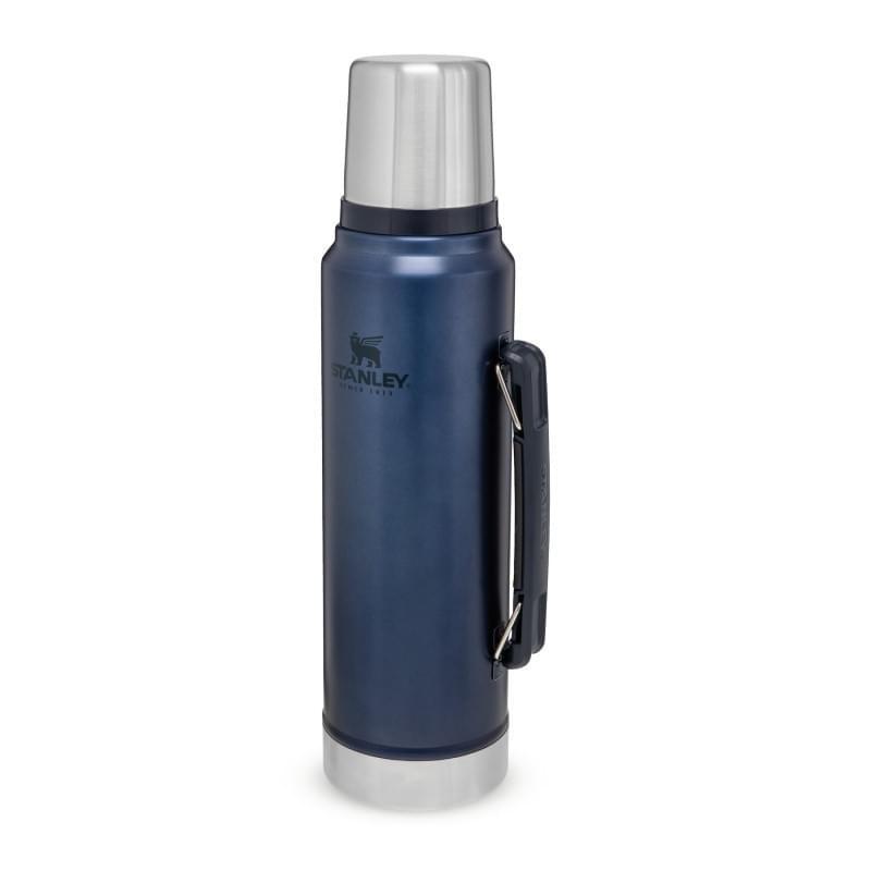 Stanley The Legendary Classic Bottle 1 L Blauw