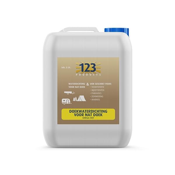 123 Omega WET 5 liter