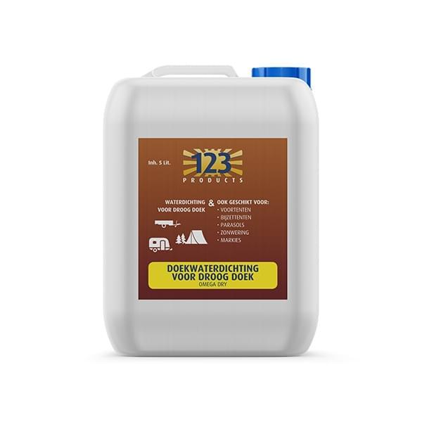 123 Omega DRY 5 liter